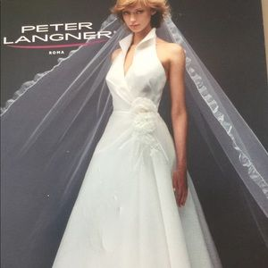Peter Langner Dresses - Vintage wedding dress
